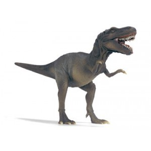 Tyrannosaurus, moving