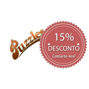 PUZZLES DESCONTO 15%