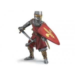 Foot-soldier with sword